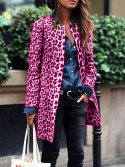 Shawl Collar Long Slim Sexy Rayon Coat (Style V101266)